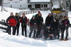 12 febbraio 2017 - Escursione con le ciaspole