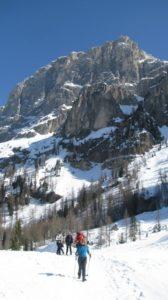Ciaspolada Val Veneggia 20/03/2016